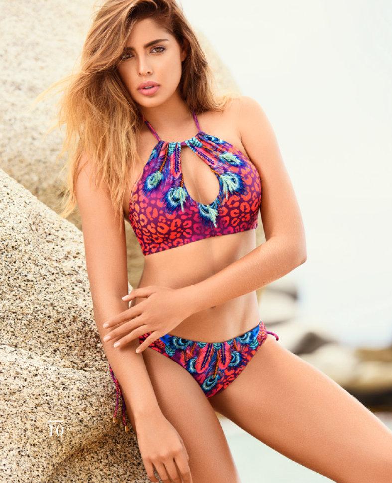 Bikini model linda doris